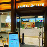 FRUITS IN LIFE -