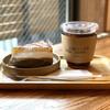 ミタルコーヒー - 料理写真:・MITARU コーヒー(中深煎り) ICE 480円/税込 ・サンマルク 590円/税込 ・セット割 −100円/税込