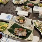 日本料理 魚夢 - おまかせコース4000円