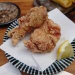 餃子とおでん酒場ふじなべ - 鶏のから揚げ