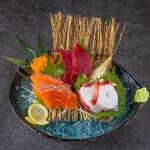 全席個室居酒屋 海鮮と肉寿司と地鶏料理 鳴海屋 -