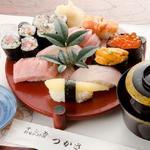 つかさ - 料理写真:特上寿司
