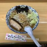 波 - 料理写真:みそらーめん¥750