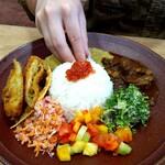 nilu curry -