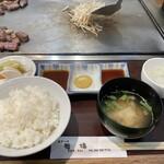 磐梯 - 料理写真:上ランチ定食