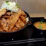 炙り焼 丼・どん - 料理写真: