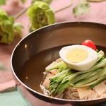 新羅ガーデン - 自家製スープは絶品!