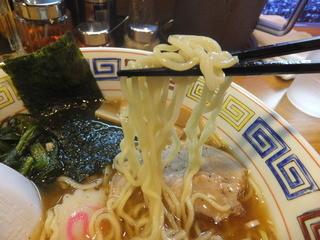 濱の水炊き 醤和 - 麺CloseUp