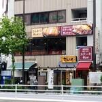 レストラン せんごく - 白山通り沿い