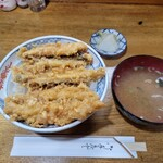 天ぷら 住友 - 穴子丼 ¥800