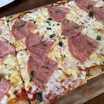 151559602 - フラットブレッドピザ