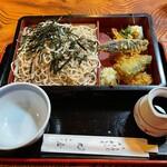 kabutochoumaruya - 天ざる