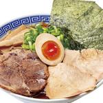 大志軒 - 上本丸醤油麺