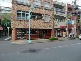 funky 原田 - 通りから目を引く、ナイスな構造だと思います。
