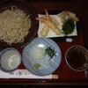 梅乃里 - 料理写真:天せいろ1700円+大盛440円