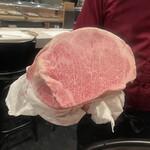 肉処 牛慎 - サーロイン肉