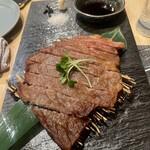 肉処 牛慎 - サーロインステーキ