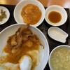 中国料理 茂住 - 料理写真:海老チリは取り分けてしまったので少なそうですが、ボリュームあります