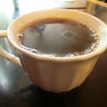 居酒屋 ばんだい - セットコーヒー