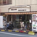 木村屋製パン所 - 外観