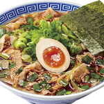 大志軒 - 肉肉本丸醤油麺