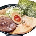 大志軒 - 上淡麗味噌麺