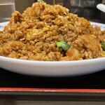 151587837 - 豚バラ炒飯(標高)