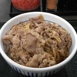 15159702 - 和風牛丼つゆだく290円