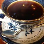 珈琲館 くすの樹 - きららコーヒー(本日は440円)