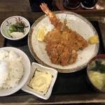 151591198 - 〇ミックスフライ950円+タルタルソース80円