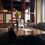 松江の台所 こ根っこや - 落ち着いた雰囲気ね
