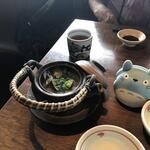 松江の台所 こ根っこや - シジミとトトロ