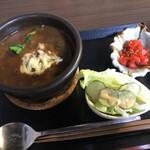 軽食&ラーメン こまがた - 料理写真: