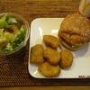 マクドナルド - 料理写真:えびフィレオ、チキンマックナゲット、サラダ