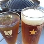 川口そごう屋上ビアガーデン サッポロビール 川口ビール園 -