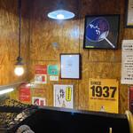 151600182 - レトロな雰囲気の店内