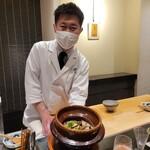 151601102 - 山本晴彦大将と蛸の炊き込みご飯