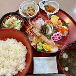 八森いさりび温泉 ハタハタ館 - 料理写真: