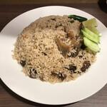 ベンガルカレーファクトリー - 山羊肉とカリジラ米を使ったハジビリヤニ