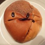 フォンメール - 料理写真:くり栗クリーム いがぐり系に見えなくもない