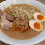 北海道濃厚味噌らーめん ななと - 料理写真:
