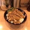 武虎家 - 料理写真:山盛りチャーシュー丼 無料