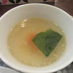 プァンタイ - スープ