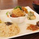 自然食レストランPumpkin - 料理写真: