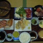 富士の湯温泉ホテル - 料理写真: