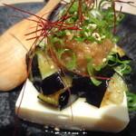 15162230 - 呉豆腐(肉味噌)