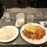 レストラン・マルマン - ライトランチ 620円
