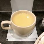 レストラン・マルマン - スープ