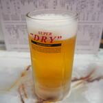 多田屋 - 生ビール