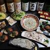 居酒屋 武蔵 - 料理写真:武蔵贅沢フルコース メイン 国産大トロホルモンの塩もつ 3500円